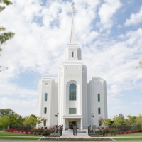 LDS folks: It's ok if you don't get married in The Temple